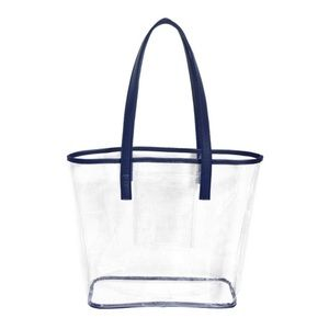 Handbags - Stadium approved PVC clear tote bag